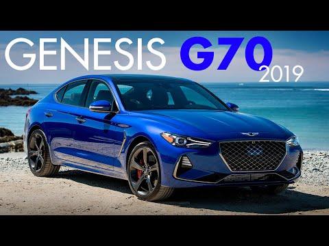 2019 Genesis G70, first look in Cape Neddick, Maine