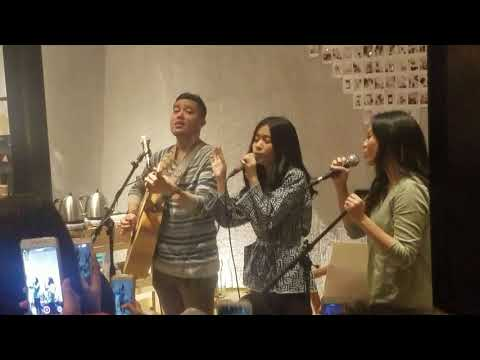 Hanggini ft. Bianca Dimas - Lebih Darinya   #HangginiLebihDarinya