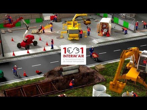 La sécurité dans les travaux publics