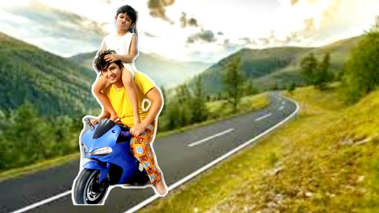 Apne Pass Bhi Sports Bike Hai 🏍😂   Pramod Rawat
