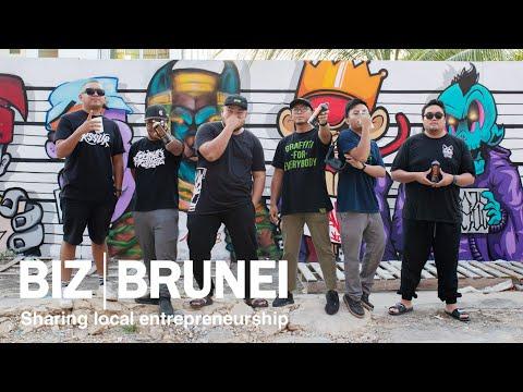Guerrila Artchitects overturning perceptions of street art in Brunei
