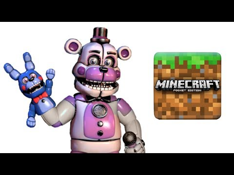 FNAF Characters And Their Favorite APPS