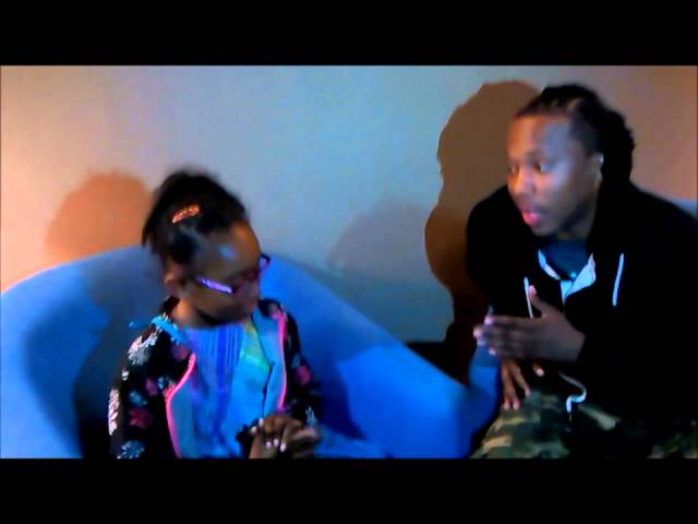 Uncle Reece interviewed by Myla