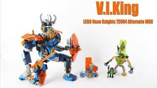 V.I.King - LEGO Nexo Knights 72004 Alternate MOC