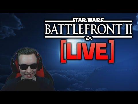 BATTLEFRONT 2 LIVE - Sunday Night Gaming!