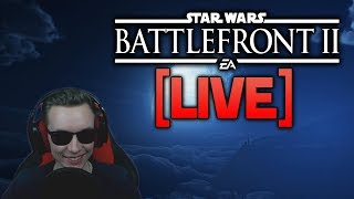 BATTLEFRONT 2 LIVE - Sunday Night Gaming!