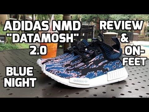 68beee03cf887 Adidas NMD Datamosh 2.0