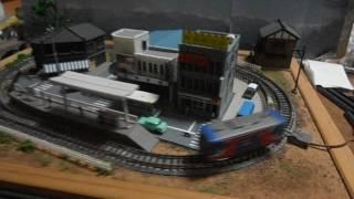 bトレイン 三陸鉄道 36形 青塗装