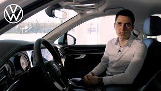 В чому особливість вентиляції сидінь у новому Touareg і як вона працює   Знай свій Volkswagen