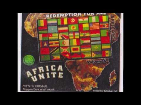 Redemption for all africans - Mixtape  vol6 - Africa Unite
