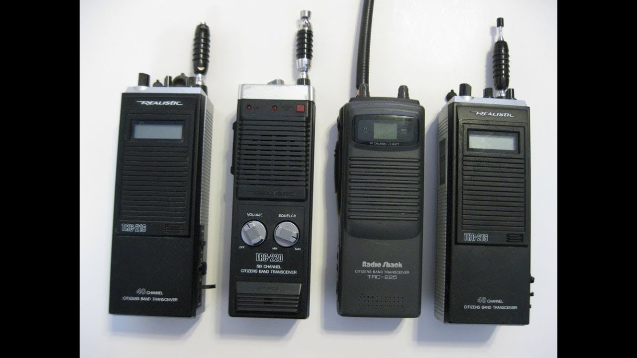 Handheld CB Radios  What To Look For, and What They Can Do