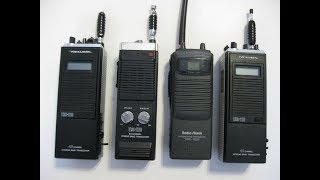 Handheld CB Radios. What To Look For, and What They Can Do.