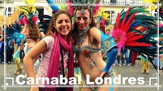Carnaval Notting Hill de Londres: Desfiles, comida y baile jamaicano | Inglaterra #4