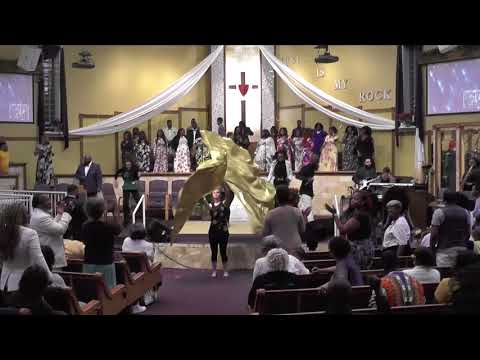 After The Due Order: Greater Harvest Church
