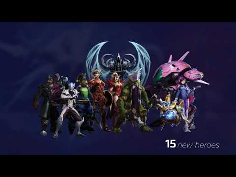 Heroes of the Storm Whats Next BlizzCon 2017