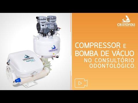 Compressor e Bomba de Vácuo no Consultório Odontológico