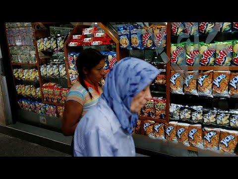 Venezuela's economic reality