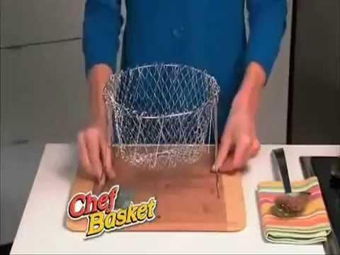 Мултифункционална кошница за готвене 12 в 1 TV38 11