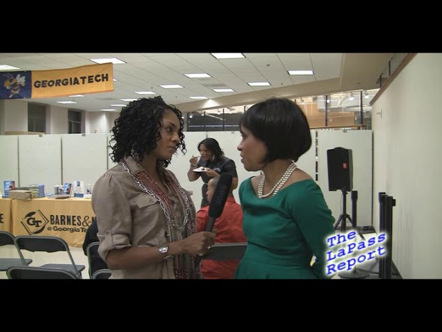 Judge Hatchett DARE to Take Charge book tour