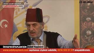 Türkiye için doğru olan meşrutî idâre idi