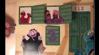 Elmo Love You: The Pop-Up Virtual Book Video