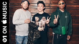Rich Chigga and Pharrell call Tyler, The Creator on OTHERtone [Preview] | Beats 1 | Apple Music