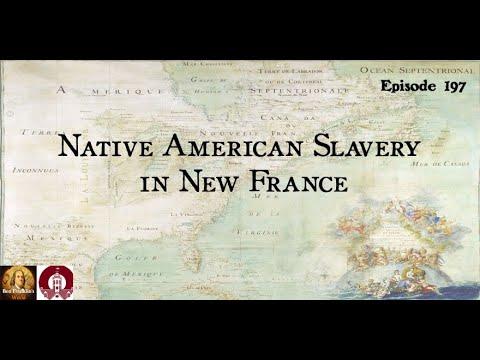 197 Brett Rushforth, Native American Slavery In New France