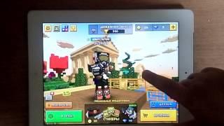 Баг  на алмазы в игре  Pixel Gun 3D 2016 год