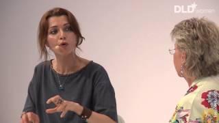 Sense and Sensibility - A Conversation Beyond Borders (Viviane Reding & Elif Shafak) | DLDwomen 14