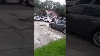 """Jso Officers Vs Criminal """"Live Footage"""""""