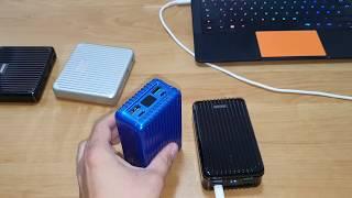 138 Watt aus einer Powerbank?!? Zendure SuperTank USB-C PD 27000 mAh
