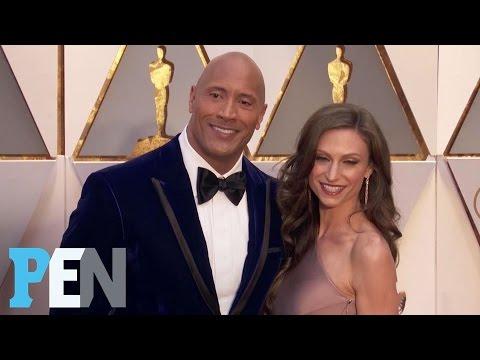 Dwayne Johnson, Emma Stone & More: Oscars 2017 Red Carpet Fashion Recap | PEN | People