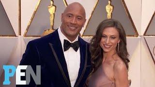 Dwayne Johnson, Emma Stone & More: Oscars 2017 Red Carpet Fashion Recap   PEN   People