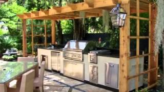 outdoor kitchens grill VSB