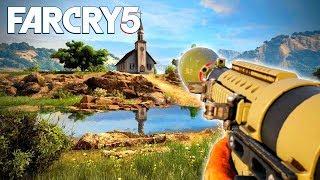 Far Cry 5 #3 Czas odbić zakładników!
