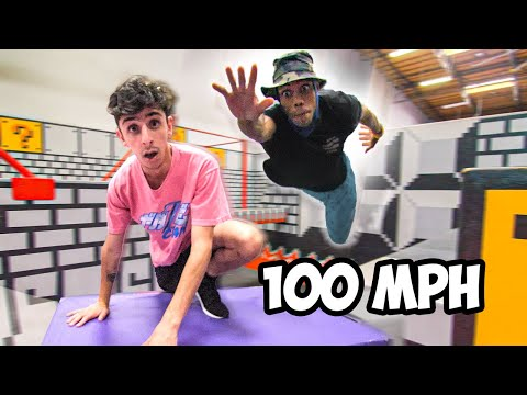I Challenged The Worlds FASTEST Human to ULTIMATE TAG
