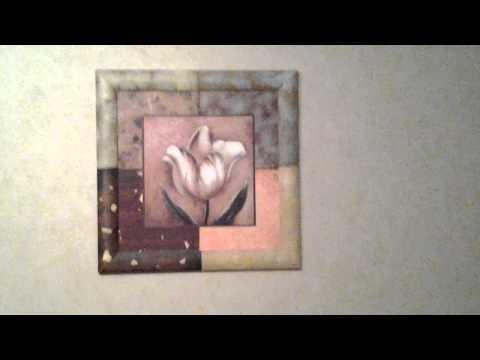 картины, интерьер спальня