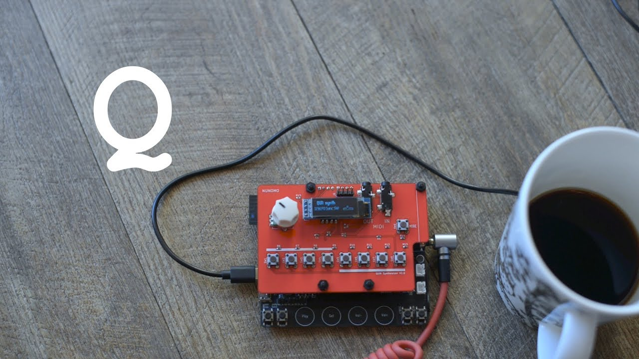Download QUN synthesizer : Quick overview