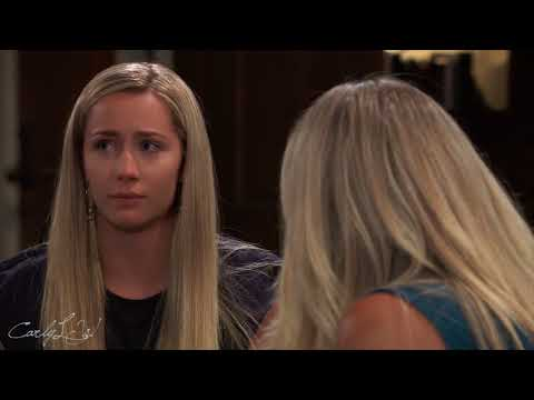 GH: Carly Scenes on 8/16/18 Part 1