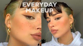 My Faux Freckles technique! EVERYDAY MAKEUP