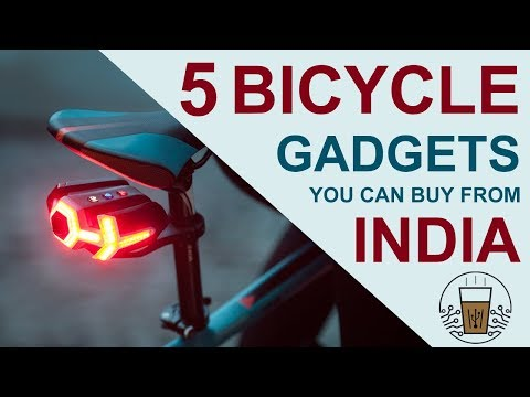 5 Cool Bicycle Gadgets You Can Buy From India | Desi Bit