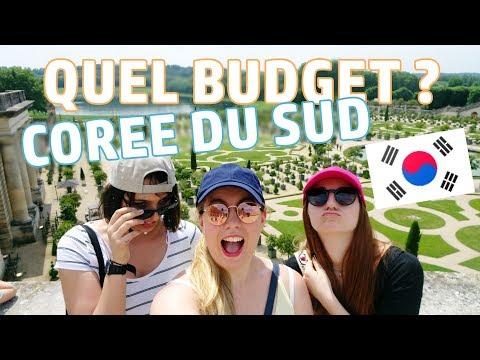 LET'S GO TO VERSAILLES & QUEL BUDGET EN COREE DU SUD ? | HD VFT