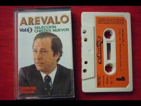 Arevalo Intro cancion cassette chistes