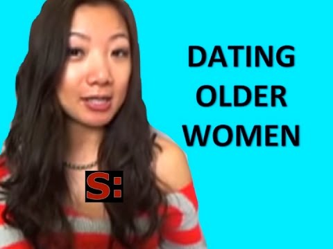 Is dating an older woman bad