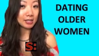 DATING ADVICE: Dating an older woman (DATING ADVICE FOR GUYS)
