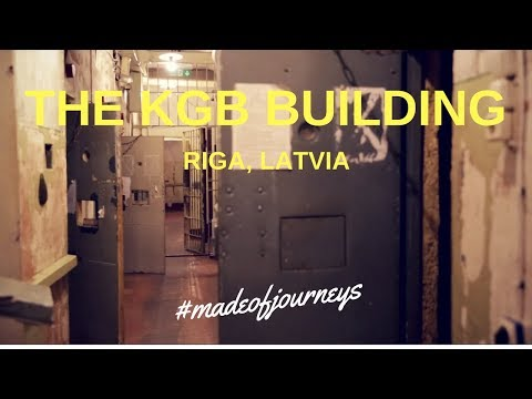 The KGB Building | Riga City Guide by Made of Journeys