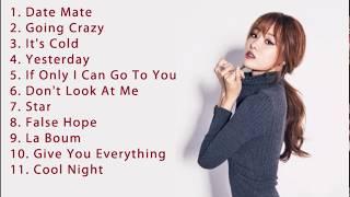 Song Jieun (송지은) Best Songs Collection
