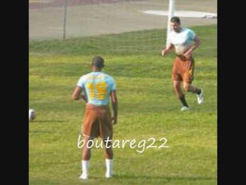 algerie angola entrainement sous le maillot puma photo.wmv