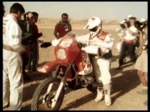 Paris Dakar Race