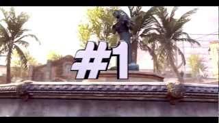 FaZe Joss - Black Ops 2 Sniping Montage #1
